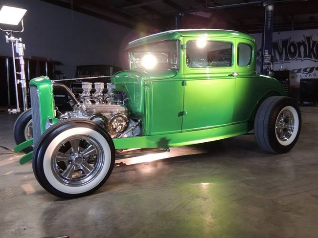 Ford Coupe Page