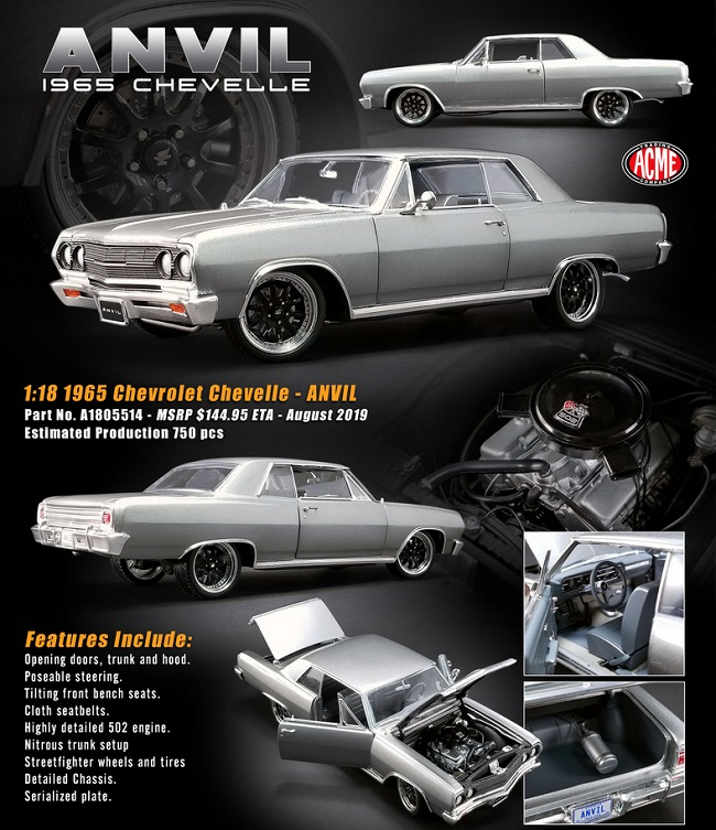 Chevelle Page