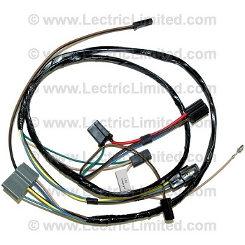 buick wire harness marine dash wiring air conditioning harness for 1970 1972 buick gs gsx & skylark